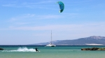 Kitesurfen in Los Lances